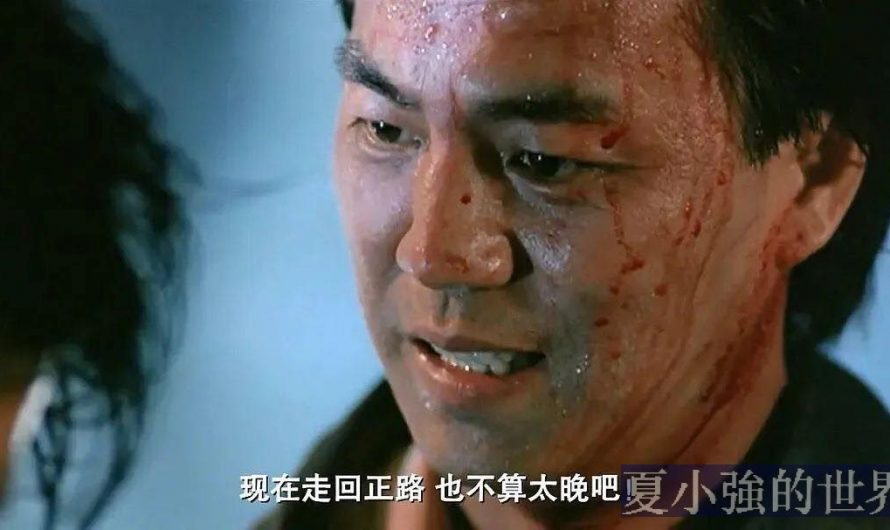 香港的夜色那麼美:英雄本色往事