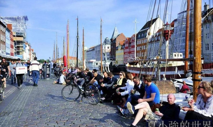 湧入丹麥後,難民集體崩潰:這就是童話王國的生活!
