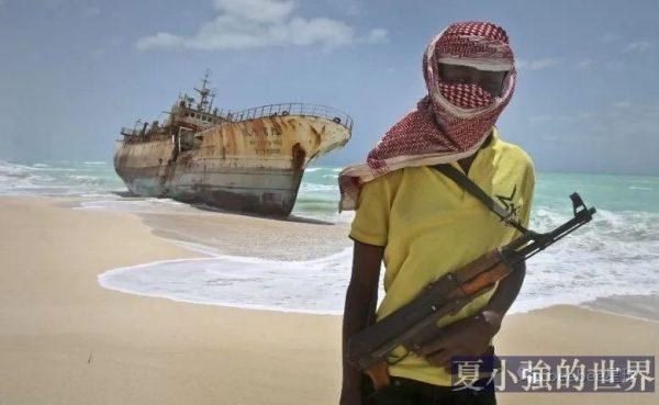 索馬里海盜開證券交易所,打劫前先募資,投資回報率高達679%