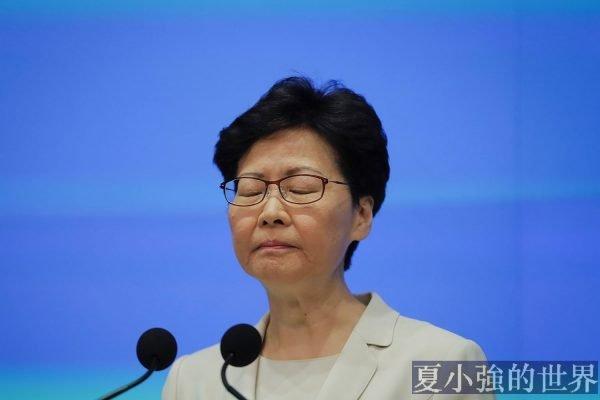 林鄭施政 一心一意把香港「送中」