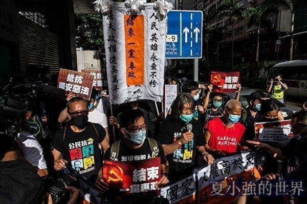 香港,該發生的發生了,該做什麼做什麼