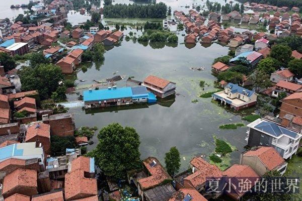 七常委為何至今無一人到洪災現場 ?