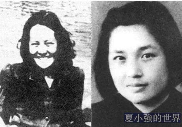 被中共迫害的國民黨高官子女及親屬