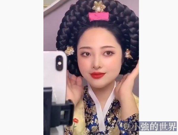 亞洲各國妝容大賞(視頻)