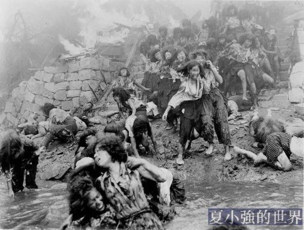向日本投下原子彈有道德合理性嗎?