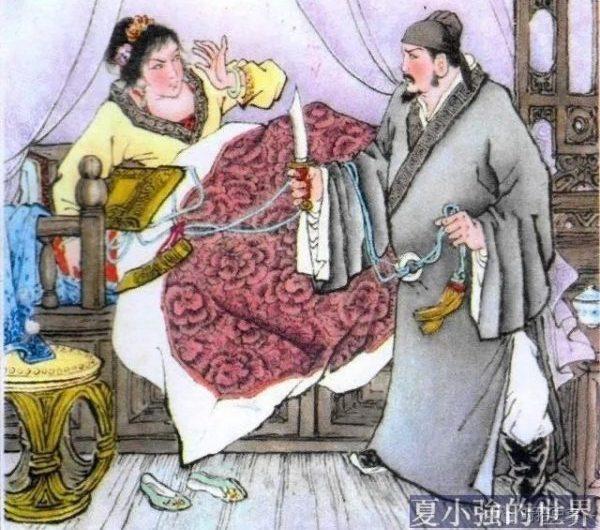 水滸「 淫婦」之死:殺妻難,給殺妻找理由更難