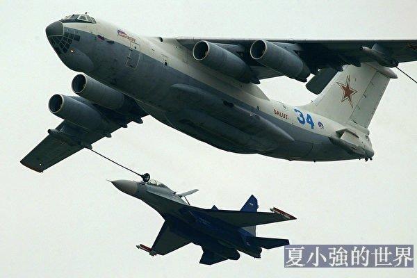 中共蘇-30 戰機南海演習洩機密