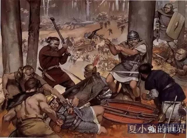 「野蠻」的日耳曼人,才是西方文明的真正締造者