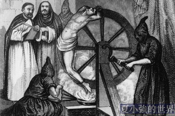 中世紀食人魔的恐怖惡行