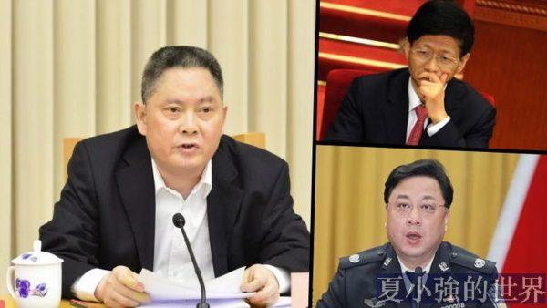 上海副市長落馬 他的後台老板會怎樣