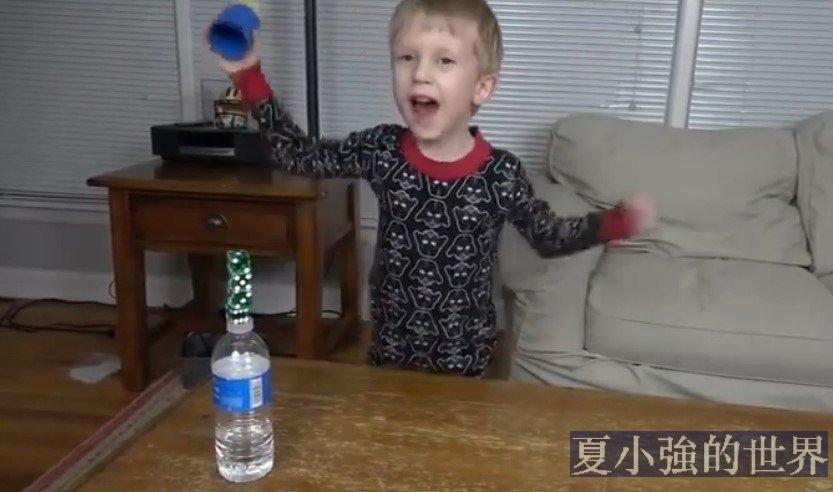 六歲小男孩