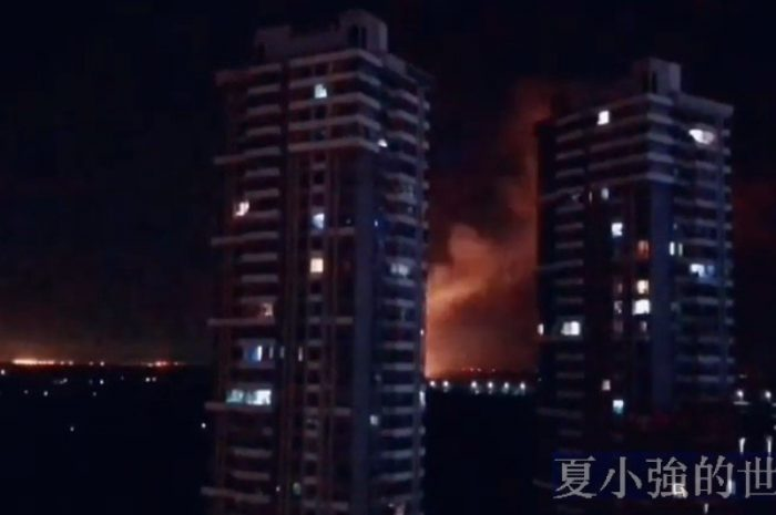 突發!北京機場附近發生爆炸!(視頻)
