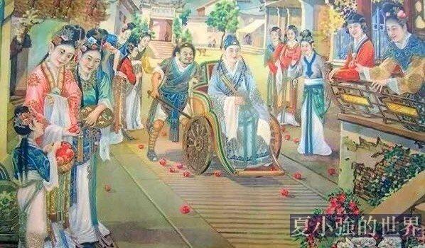 中國古代第一美男潘安到底有多美?他最終為何被滅三族?