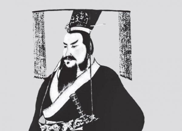 呂不韋不是秦始皇的父親