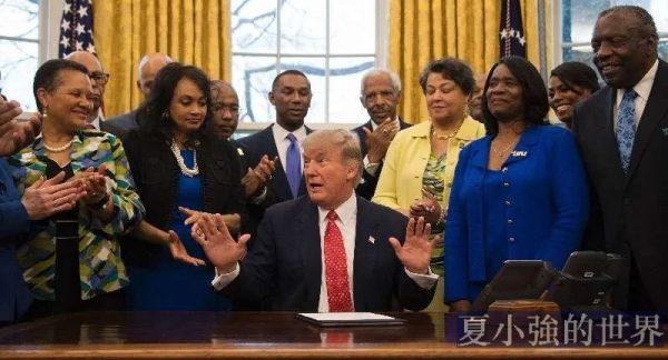 那些反對「 黑命貴」的黑人們,決定了大選結果