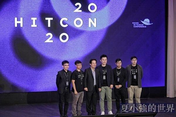 賴清德:中共駭客威脅台灣 每月三千萬次攻擊