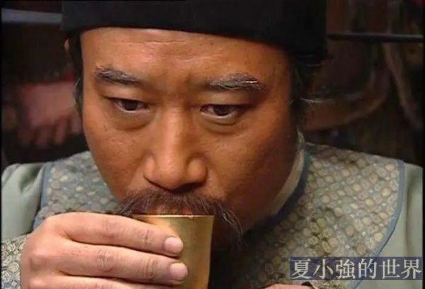 宋江:奮鬥了二十年,我才能和領導坐在一起喝咖啡