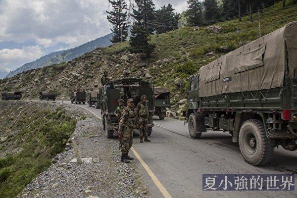 中共國防部長承認中印邊界衝突失利
