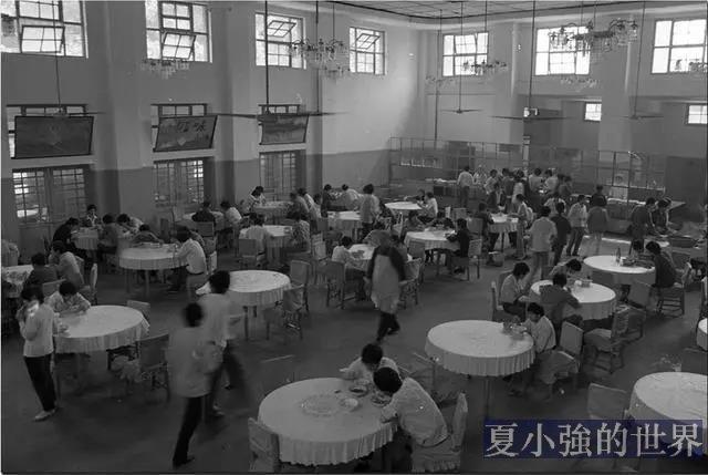 八十年代的中國人都吃什麼?