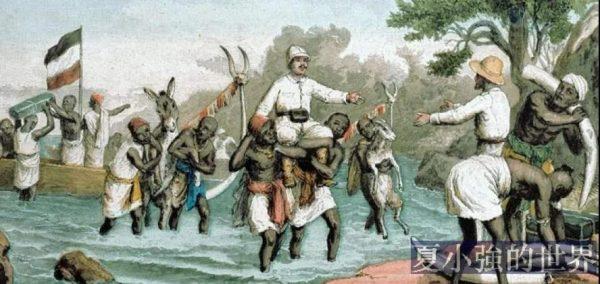 西方經濟發展靠剝削殖民地嗎?