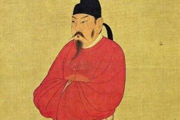 詩人李世民