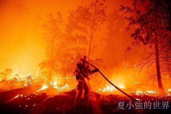 美國加州野火猖獗 原來是這個原因!