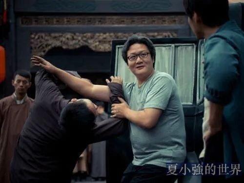 這一次,徐皓峰瞄準的不是民國武林,而是胡同玩家