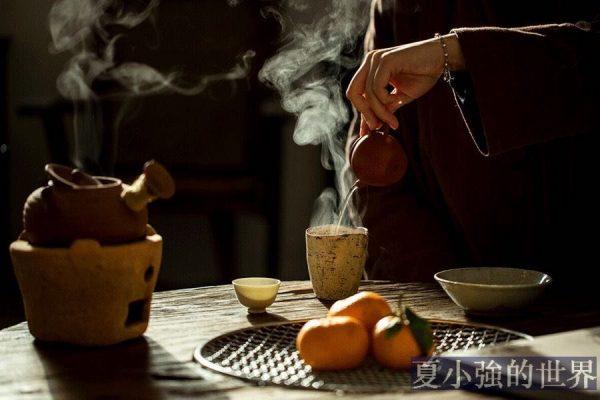 明人喝茶,半是風雅半煙火