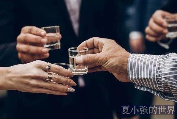 中國的酒桌文化為什麼讓人膽戰心驚?