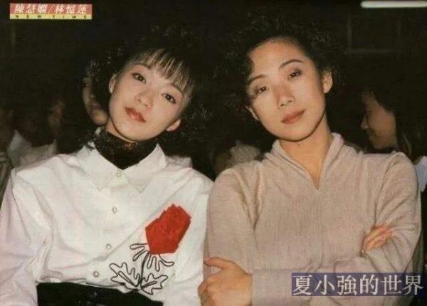 陳慧嫻林憶蓮:那些年的天后之爭,最後贏家竟然是她