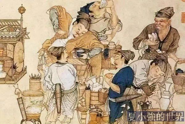 兩千多年前的中國人每天只吃兩頓飯,為何後來改成了三頓?