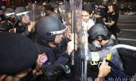泰國的年輕人為何反對泰王?