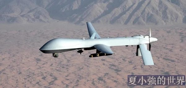 劍指中國:美軍死神無人機部隊新徽章曝光