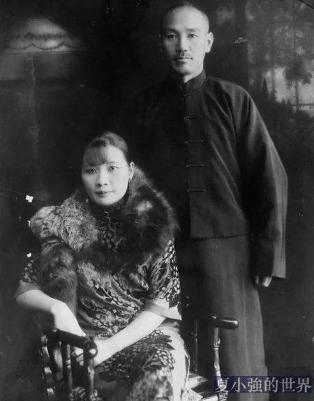 蔣介石和宋美齡的愛情是對「生死與共」的最佳詮釋