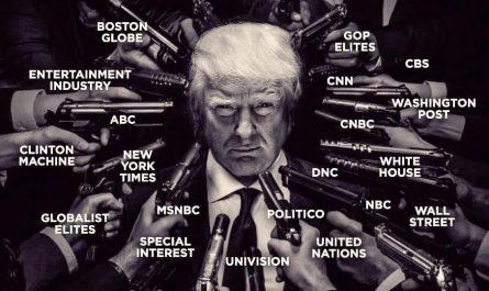 川普 美國大選:主流媒體如何操縱你的認知?
