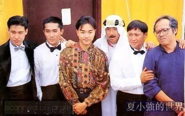 香港影史上最牛的「爛」片,沒有之一!