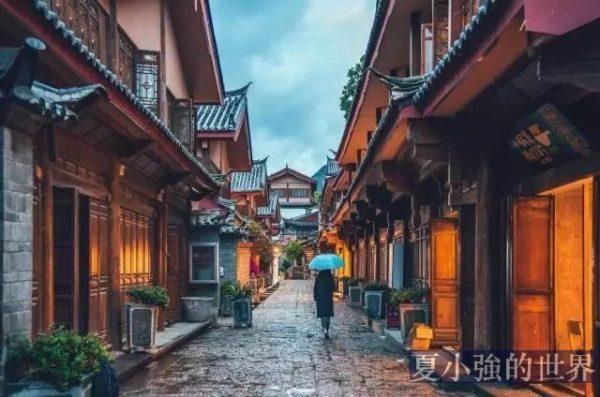 中國最有故事的9個老街巷弄