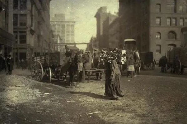 紐約老照片