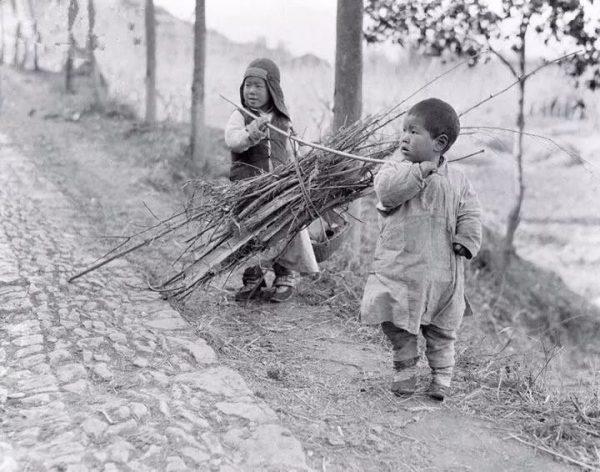 一百年前中國的孩子 這才是真正的歷史