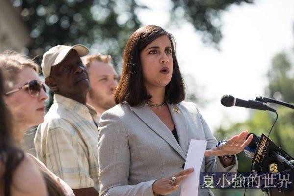 美四名當選女議員組建陣營 反擊國會「四人幫」
