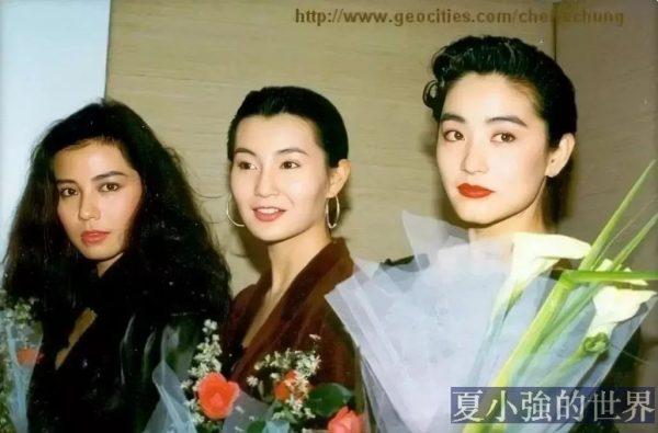 那些驚豔了舊時光的香港美人,為何總讓人難忘?