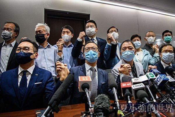 中共下黑手再亂香港 恐引新風暴