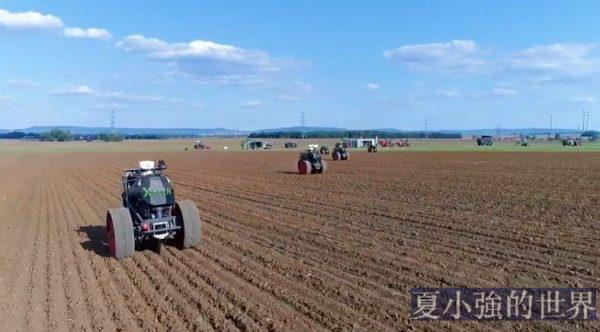 德國:智能機器人種地技術(視頻)