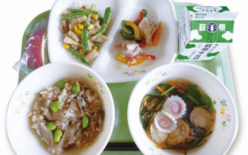 日本排名第一的學校食堂吃什麼?