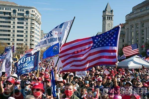 《魔戒》在美國大選中被重新演繹