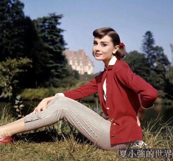 赫本的100件衣服和她的優雅人生