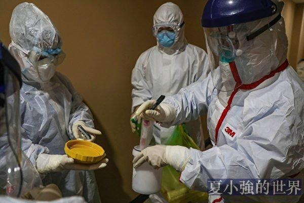 聚集頻發 中國疫情進入「多點散發」模式