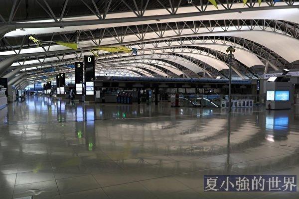 組圖:日本疫情嚴峻 28日起暫停新入境申請