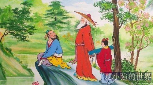 【小穹專欄】陈安世與權叔本:聞道有先後,求學無長幼