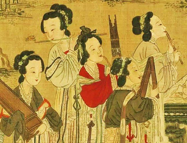 【小穹專欄】萬寶常:謫仙作雅樂,可嘆人不識